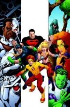 Johns, Geoff Teen Titans by Geoff Johns Omnibus