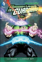 Bedard, Tony Green Lantern New Guardians 2