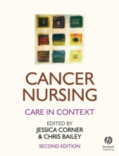 Jessica Corner,   Christopher D. Bailey Cancer Nursing