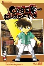 Aoyama, Gosho Case Closed 55