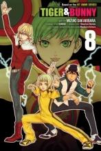 Nishida, Masafumi Tiger & Bunny 8
