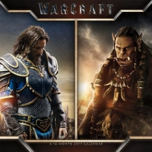 Warcraft Wall Calendar