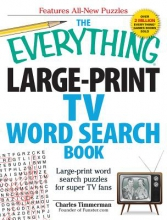 Charles Timmerman The Everything Large-Print TV Word Search Book
