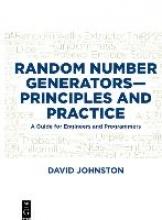 David Johnston Random Number Generators-Principles and Practices
