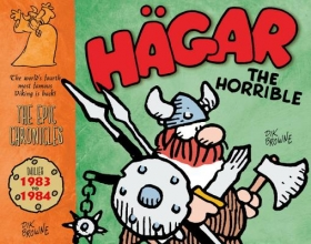 Browne, Dik The Epic Chronicles of Hagar the Horrible