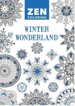 GMC Zen Coloring - Winter Wonderland