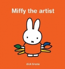 Dick  Bruna Miffy, the artist