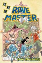 Mashima, Hiro Rave Master 33/34/35