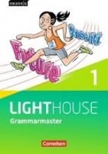 ,English G LIGHTHOUSE Band 1: 5. Schuljahr - Allgemeine Ausgabe - Grammarmaster mit Lösungen