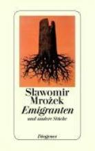 Mrozek, Slawomir Emigranten und andere Stücke