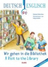 Mörchen, Roland Wir gehen in die Bibliothek - A Visit to the Library