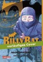 Urasawa, Naoki Billy Bat 03