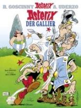 Goscinny, René Asterix Gesamtausgabe 01