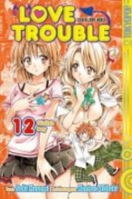 Yabuki, Kentaro Love Trouble 12