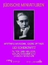 Marschik, Matthias Leo Schidrowitz