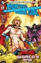Levitz, Paul Worlds` Finest: Huntress & Power Girl