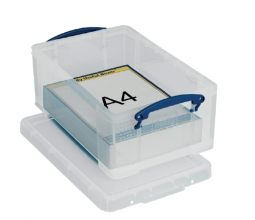 , Opbergbox Really Useful 9 liter 395x255x155mm