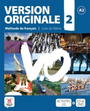 Version Originale 2 - Livre de l`élève + CD + DVD