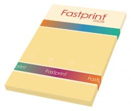 , Kopieerpapier Fastprint A4 80gr donkerchamois 100vel