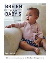 Debbie Bliss Breien voor baby`s