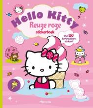 Hello Kitty reuze roze