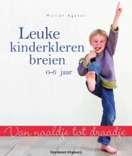Muriel  Agator Leuke kinderkleren breien