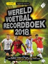 Keir  Radnedge Wereld voetbal recordboek 2018