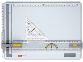 , tekenbord Aristo GEO A3 met gratis sneltekendriehoek