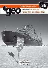 Wouter van den Berg, Lonneke  Metselaar, Michael van Veen De Geo 3/4 vmbo-kgt Grenzen en Identiteit Werkboek SE