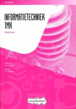 K. van den Bos Tr@nsfer-e Informatietechniek 1MK Leerwerkboek