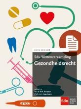 J. Legemaate W.R. Kastelein, Gezondheidsrecht 2017-2018