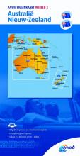 ANWB , ANWB wegenkaart Wereld 2. Australië/Nieuw-Zeeland