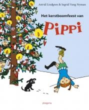 Lindgren, Astrid Het kerstboomfeest van Pippi