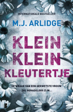 M.J. Arlidge Klein klein kleutertje