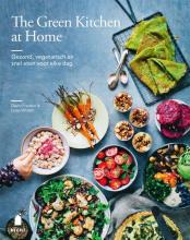 Luise Vindahl David Frenkiel, The green kitchen at home