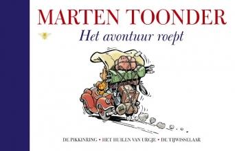 Marten  Toonder Alle verhalen van Olivier B. Bommel en Tom Poes 30 : Het avontuur roept