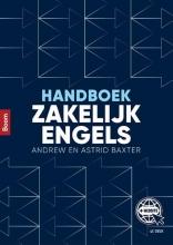 Astrid Baxter Andrew Baxter, Handboek zakelijk Engels