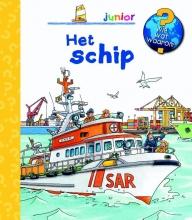 Andrea  Erne Het schip