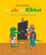 Max  Velthuijs, Rindert  Kromhout abc van Kikker