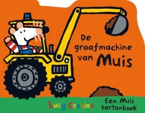 Cousins, Lucy De graafmachine van Muis