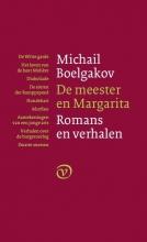 Michail   Boelgakov De meester en Margarita, Romans en verhalen