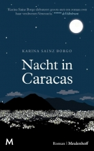 Karina  Sainz Borgo Nacht in Caracas