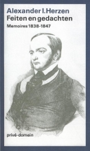 Alexander I.  Herzen Feiten en gedachten  1838-1847 (POD)