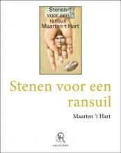 Maarten `t Hart Stenen voor een ransuil (grote letter) - POD editie