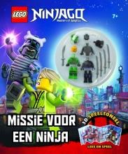 , LEGO NINJAGO Missie voor een Ninja