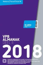 P.M.F. van Loon , Nextens VPB Almanak 2018 Deel 2