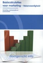 E. Lockefeer , Basiscalculaties voor marketing Rekenvaardigheid