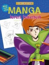 Hart, C. Stap voor stap Manga leren tekenen