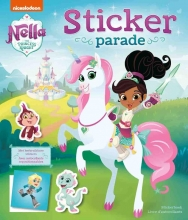 , Nella the Princess Knight Sticker Parade