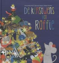 Annemieke  Pecht De kerstwens van Raffie